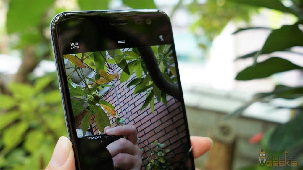 HTC U11 Kameramodus