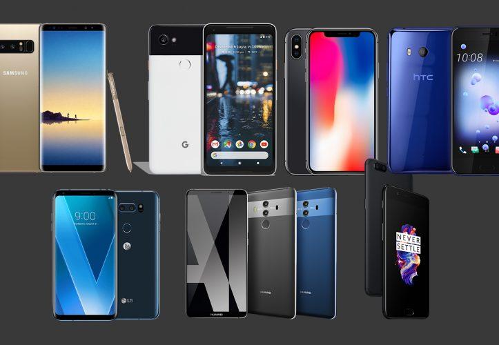 7 Smartphone Kameras im Vergleich