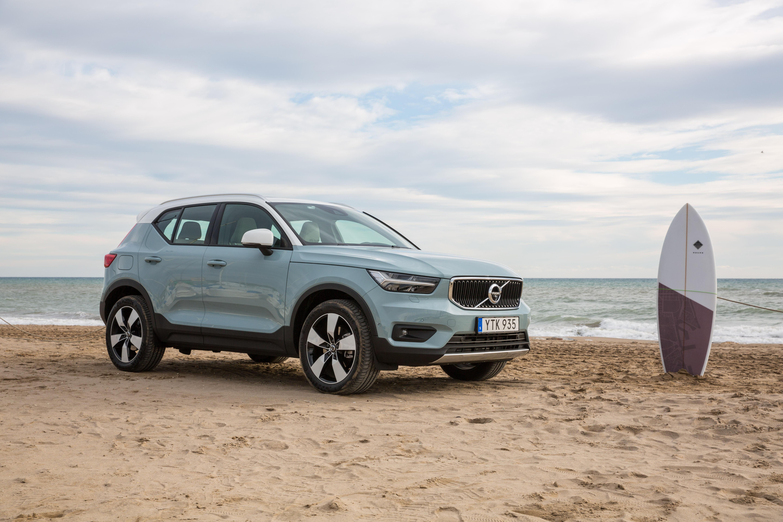 Volvo XC40: Der Digitale Schlüssel im Kurztest
