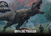 Jurassic World: Fallen Kingdom – die Dinos sind wieder da