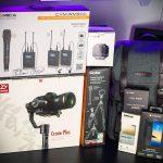 Youtube und Blogging-Ausrüstung - Meine Kamera und Equipment Mobilegeeks