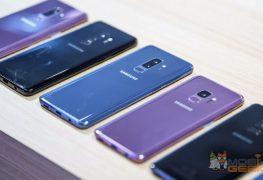 MWC: Samsung Galaxy S9 hat das beste Display und die beste Kamera von allen