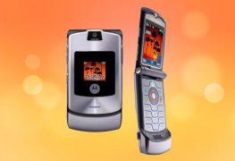 Tu es, Lenovo: Bring uns das Motorola RAZR mit faltbarem Display