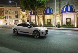 Selbstfahrend, elektrisch: Jaguar und Waymo schließen strategische Partnerschaft