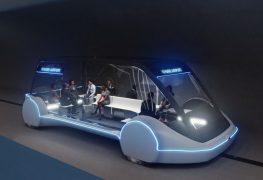 Tesla: Bastelt Elon Musk am Kleinbus für 12 Personen?