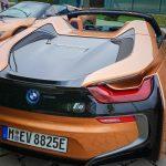 BMW i8 Roadster Coupe BMW i3 i3s