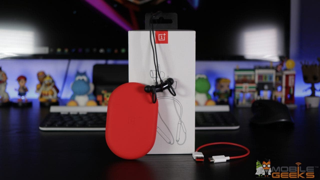 OnePlus Bullets Wireless Headphones Kopfhörer