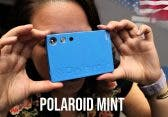 IFA 2018: Polaroid Mint – neue Sofortbildkamera im Hands on