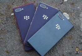 TCL baut keine BlackBerry Smartphones mehr – Totgesagte sterben länger