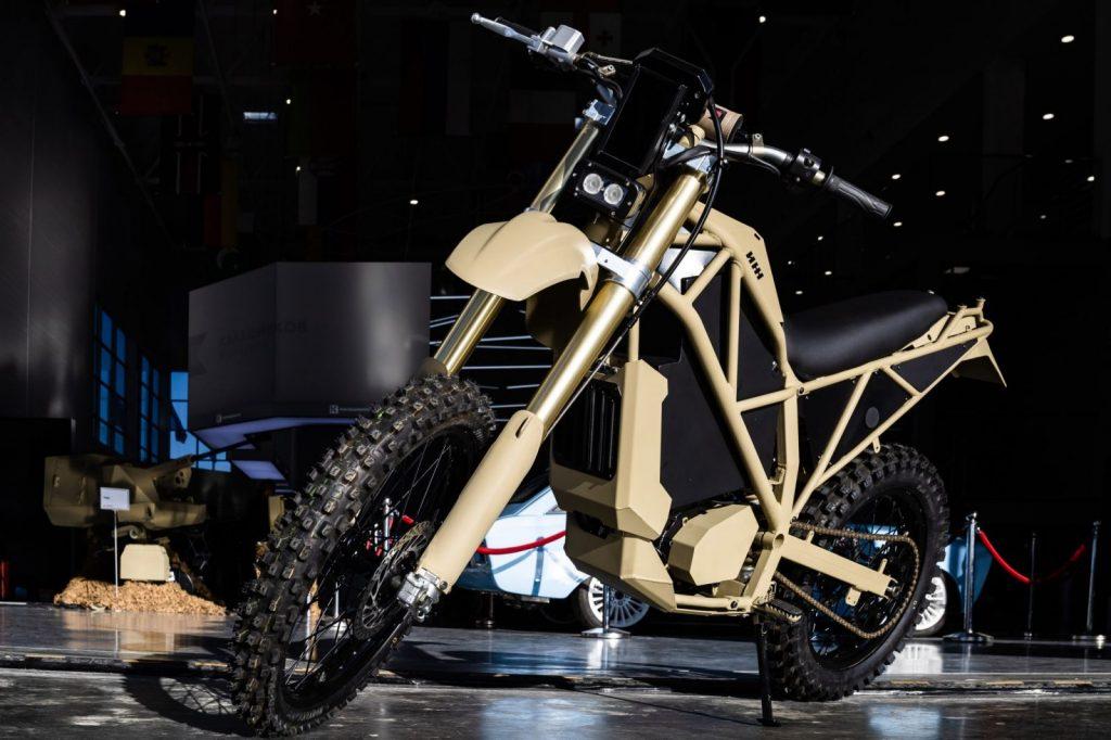 Kalaschnikov SM-1 Bike