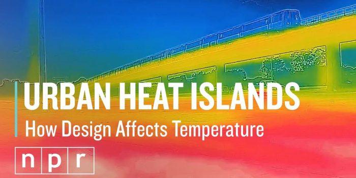 Warum es in Städten immer wärmer ist
