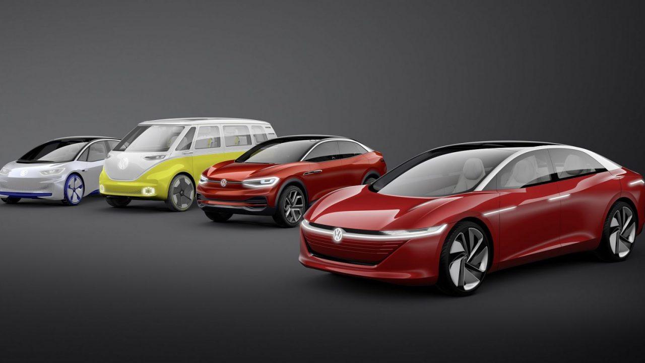 VW ID Familie