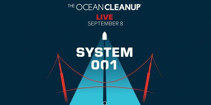 The Ocean Cleanup beginnt