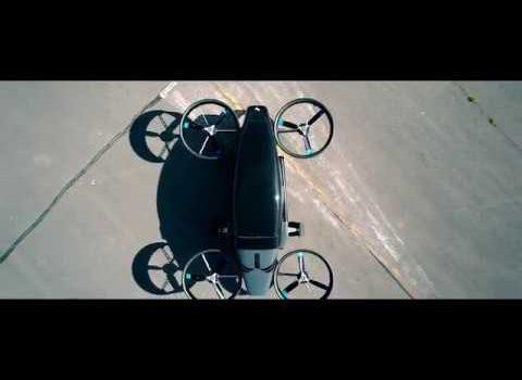 Vertical Aerospace zeigt fliegende Autos