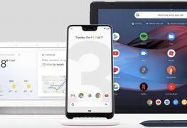 Made by Google 2018 – Pixel Slate und Home Hub vorgestellt