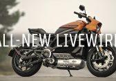 Harley-Davidson stellt Elektromotorrad LiveWire vor