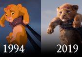 """The Lion King: """"König der Löwen""""-Remake Bild für Bild mit dem Original verglichen"""