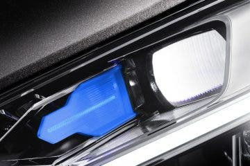Audi-Laserlicht
