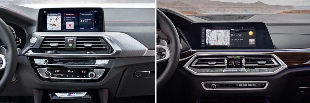 BMW-OS-Vergleich