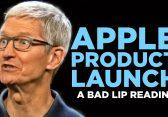 Bad Lip Reading nimmt Apple aufs Korn