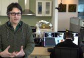 Nvidia Roboter als Küchengehilfe