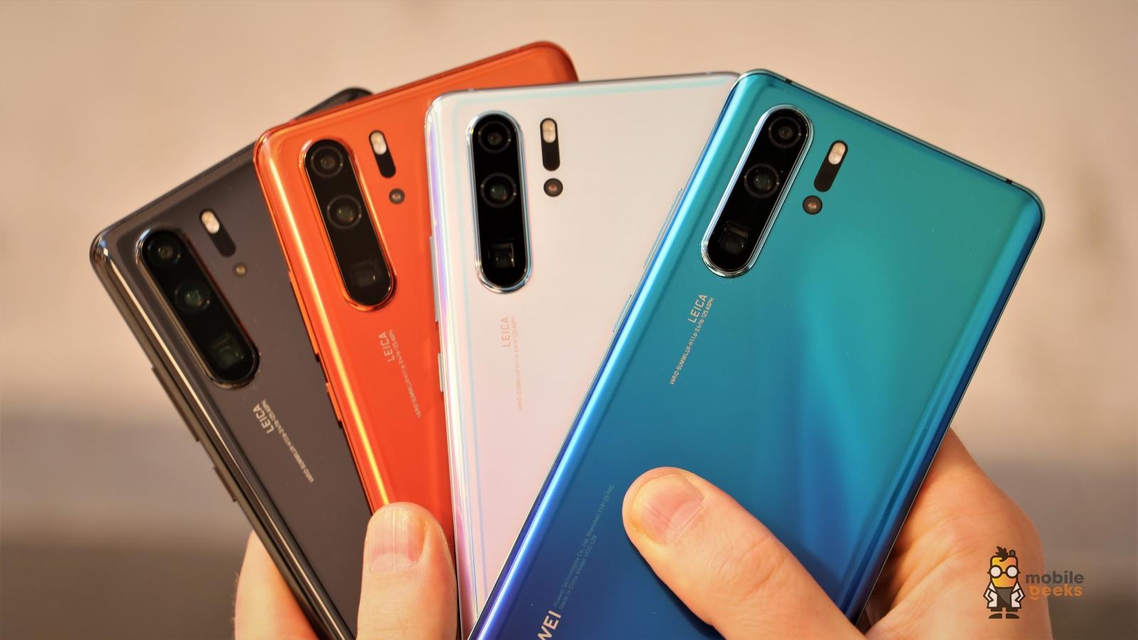 Huawei P30 Pro erklärt - Warum die neue RYB-Kamera so