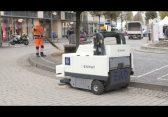 Singapur: Autonome Straßenkehrmaschinen gehen an den Start