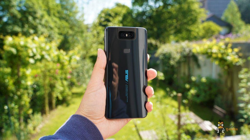 Asus Zenfone 6 Hands On Test Kamera