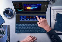 ASUS ZenBook Pro Duo: Ist das ScreenPad Plus die bessere Touch Bar?