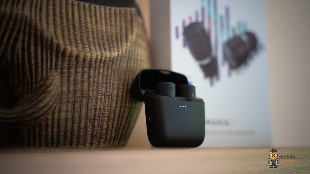 Cambridge Audio Melania 1 True Wireless Kopfhörer Bluetooth Test