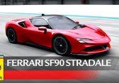 Ferrari SF90 Stradale: das Hybrid-Supercar