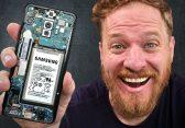 Do it Yourself: So baut ihr euch ein Samsung Galaxy S9+ selbst