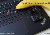 ThinkTiny – das kleinste Notebook der Welt?