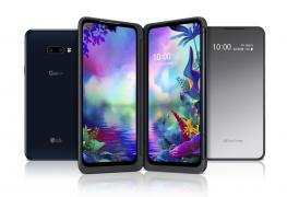 IFA: LG G8X ThinQ und Dual Screen: Das faltbare Smartphone der Gegenwart