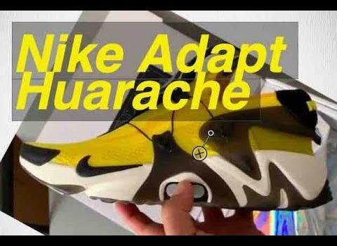 Nike Huarache – der nächste smarte Turnschuh