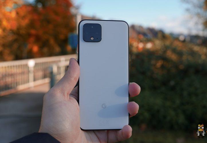 Google Pixel 4 Kamera Fotos Tag im Leben Test Mobilegeeks Test
