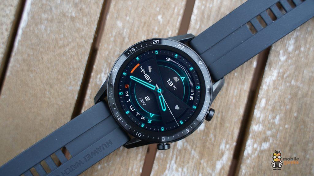 Huawei Watch GT 2 Smartwatch Uhr Mobilegeeks Test