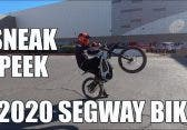 Segway X160 und X260: auch Dirtbikes werden elektrisch