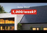 Jetzt erst recht: Tesla stellt dritte Version des Solar Roof vor