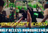 Minecraft Earth steht zum Download bereit