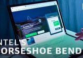 Intel Horsehoe – Konzept für Foldable in Notebook-Größe