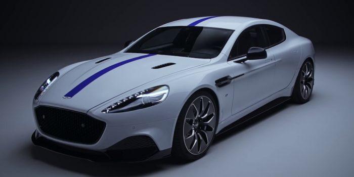 Kleiner Rückschlag: Aston Martin Rapid E wird nicht gebaut