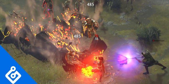 Magic Legends – endlich gibt es Gameplay-Szenen