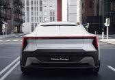 Polestar Precept: Spannendes Elektroauto-Konzept der Volvo-Tochter