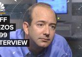 Amazon: So sprach Jeff Bezos 1999 über seine Pläne fürs Unternehmen