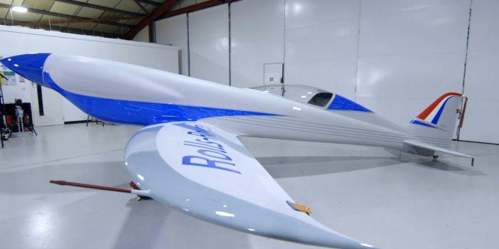 Accel – Rolls-Royce will Geschwindigkeitsrekord mit E-Flugzeug knacken