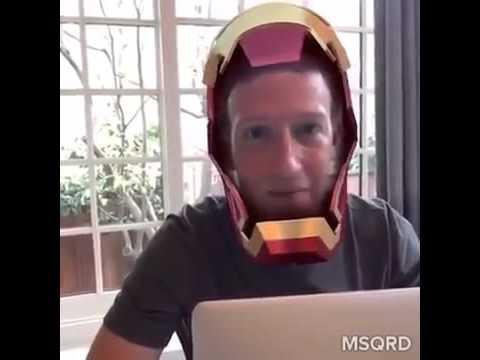 Das Ende von MSQRD – Facebook schaltet Dienst ab