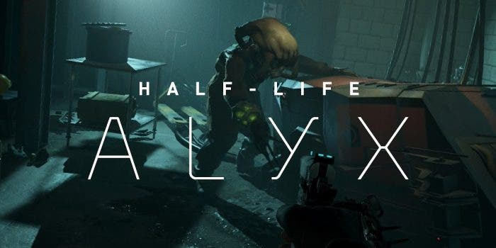Half Life: Alyx startet