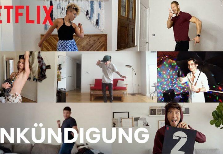 The Umbrella Factory: Die 2. Staffel startet am 31. Juli auf Netflix
