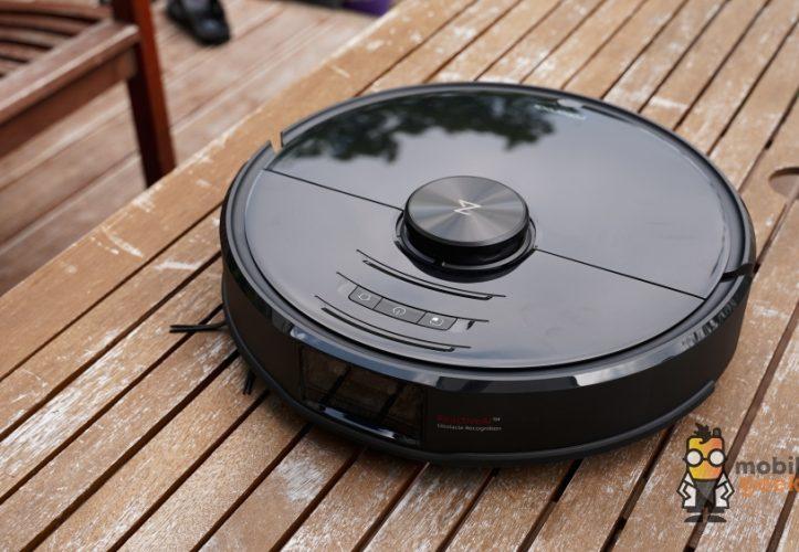 Roborock S6 MaxV Hybrid Staubsauger und Wisch Roboter AI Kamera Mobilegeeks Test